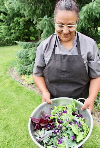 Sameena Sandhu of Nourishing Gourmet