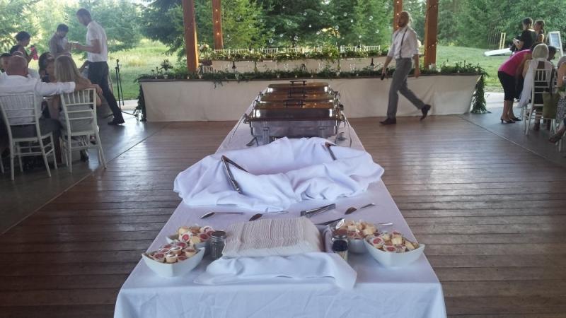 Jang Wedding Buffet