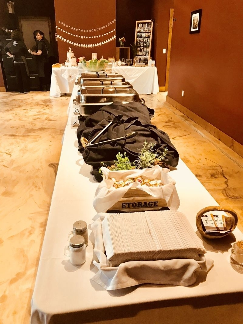 Kamloops Wedding Catered by Nourishing Gourmet
