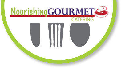 Nourishing Gourmet Kamloops Wedding Catering Logo