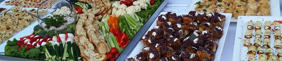 A Great Wedding Buffet From Kamloops Best Caterer Nourishing Gourmet