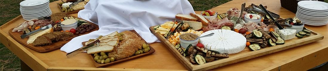 An Irresistable Meat And Cheese Platter By Nourishing Gourmet For Your Kamloops Wedding Catering